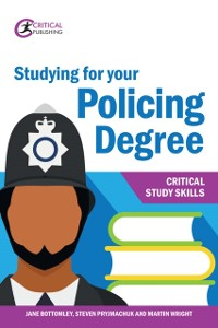 Cover Studying for your Policing Degree