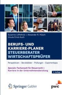 Cover Berufs- und Karriere-Planer Steuerberater   Wirtschaftsprufer