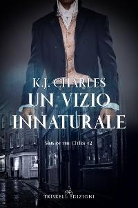 Cover Un vizio innaturale