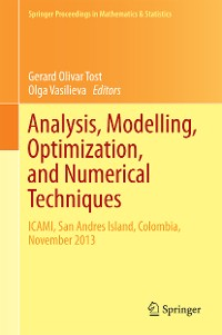 Cover Analysis, Modelling, Optimization, and Numerical Techniques