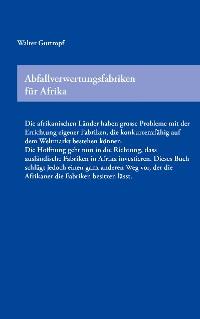 Cover Abfallverwertungsfabriken für Afrika
