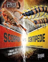 Cover Scorpion vs Centipede