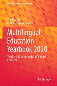 Cover Multilingual Education Yearbook 2020