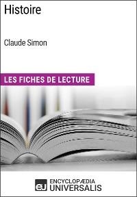 Cover Histoire de Claude Simon