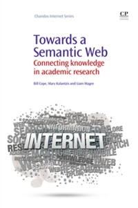 Cover Towards A Semantic Web