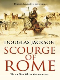 Cover Scourge of Rome