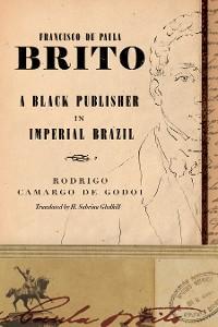 Cover Francisco de Paula Brito