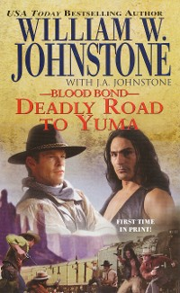 Cover Deadly Road to Yuma