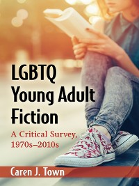Cover LGBTQ Young Adult Fiction