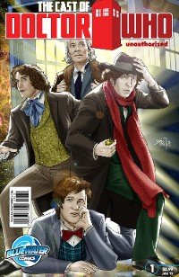 Cover Orbit: The Cast of Doctor Who #1