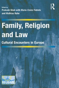 Cover Family, Religion and Law