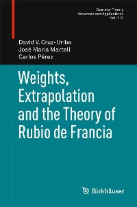 Cover Weights, Extrapolation and the Theory of Rubio de Francia