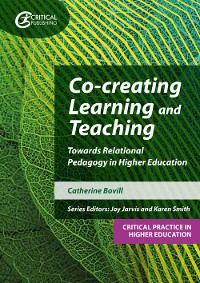 Cover Co-creating Learning and Teaching