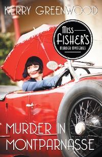 Cover Murder in Montparnasse