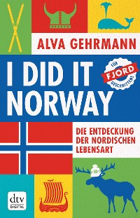 Cover I did it Norway!