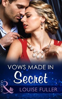 Cover Vows Made in Secret (Mills & Boon Modern)