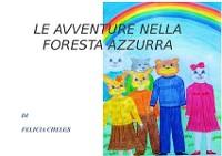 Cover Le avventure nella foresta azzurra