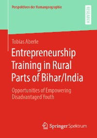 Cover Entrepreneurship Training in Rural Parts of Bihar/India
