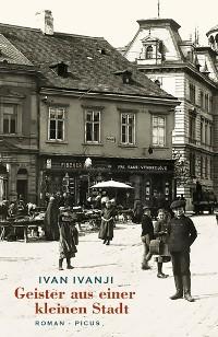 Cover Geister aus einer kleinen Stadt