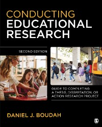 Cover Conducting Educational Research