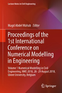 Cover Proceedings of the 1st International Conference on Numerical Modelling in Engineering