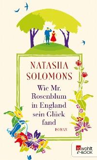 Cover Wie Mr. Rosenblum in England sein Glück fand