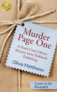 Cover Murder By Page One