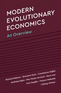 Cover Modern Evolutionary Economics
