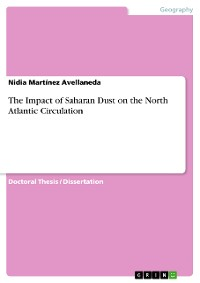 Cover The Impact of Saharan Dust on the North Atlantic Circulation