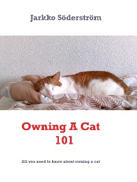 Cover Owning A Cat 101