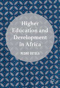Cover Higher Education and Development in Africa