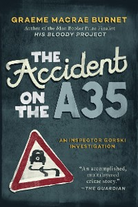 Cover The Accident on the A35