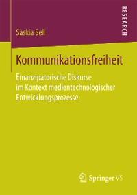 Cover Kommunikationsfreiheit