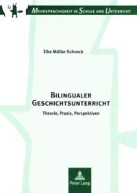 Cover Bilingualer Geschichtsunterricht