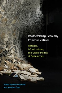 Cover Reassembling Scholarly Communications