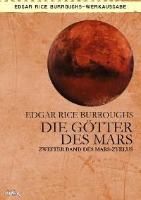 Cover DIE GÖTTER DES MARS