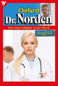 Cover Chefarzt Dr. Norden Staffel 8 – Arztroman