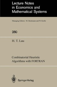 Cover Combinatorial Heuristic Algorithms with FORTRAN