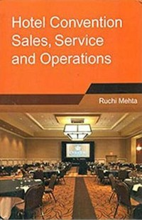 Cover Hotel Convention Sales, Services and Operations