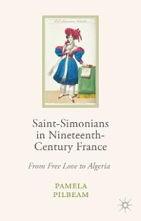 Cover Saint-Simonians in Nineteenth-Century France