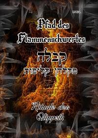 Cover Pfad des Flammenschwertes - RITUALE DES QLIPPOTH