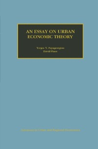 Cover Essay on Urban Economic Theory