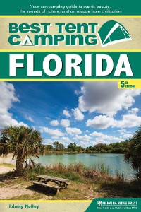 Cover Best Tent Camping: Florida