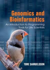 Cover Genomics and Bioinformatics