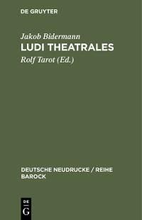 Cover Ludi theatrales