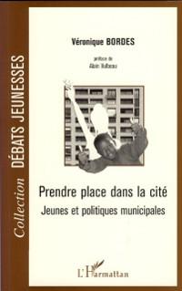 Cover PRENDRE PLACE DANS LA CITE