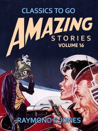 Cover Amazing Stories Volume 16