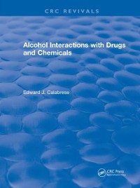 Cover Alcohol Interactions with Drugs and Chemicals
