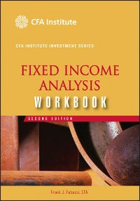 Cover Fixed Income Analysis Workbook