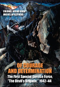 Cover Of Courage and Determination